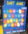 Dart Board from Jumpman Party Rentals